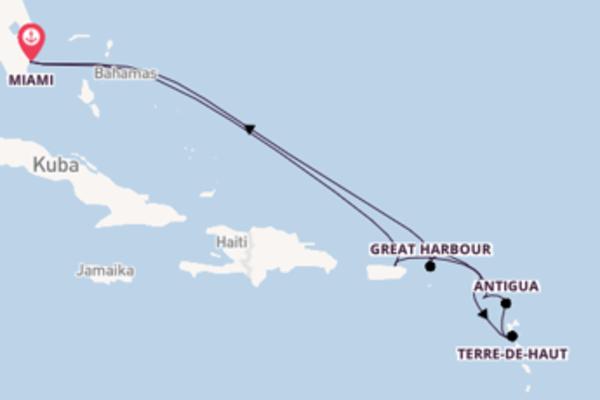 Erkunden Sie Antigua auf der Seabourn Sojourn