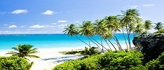 Die sonnige Karibik