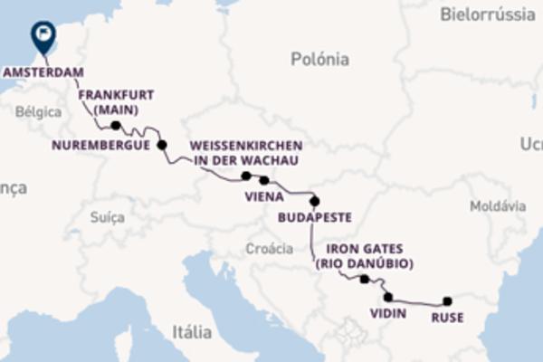 Grande viagem através da Europa