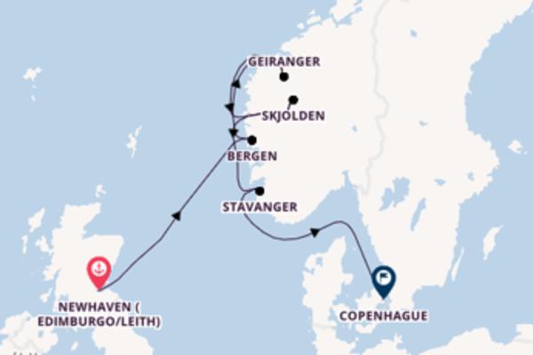 Divertida viagem de 9 dias com a Windstar Cruises