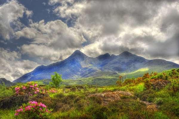 Портри, Шотландия, Великобритания