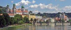 Donauquartett ab/bis Passau