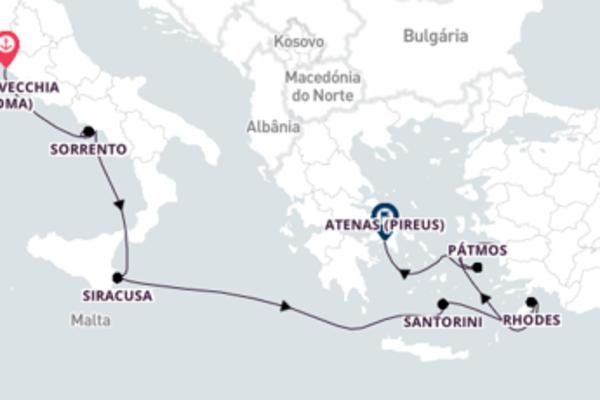 Surpreendente cruzeiro de 11 dias com o Azamara Pursuit