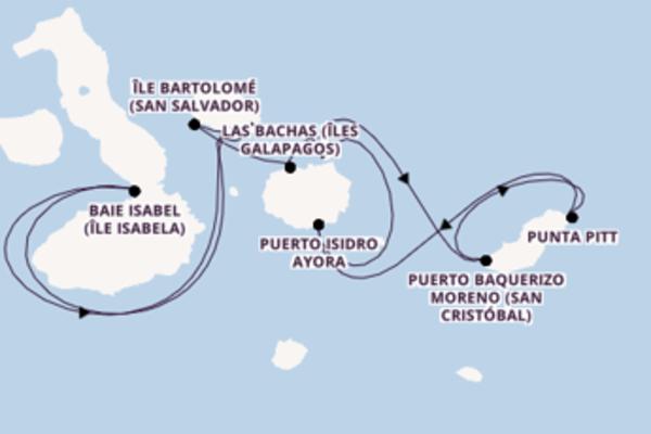 Sublime balade pour découvrir Puerto Baquerizo Moreno (San Cristóbal)