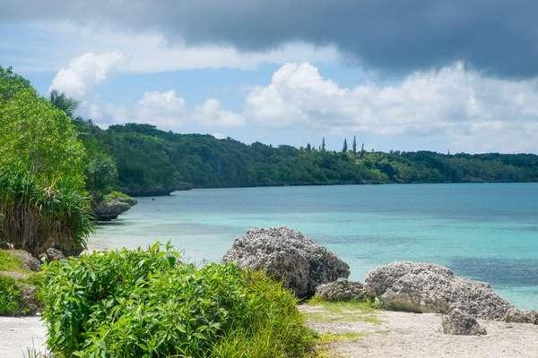 Prony Bay, New Caledonia
