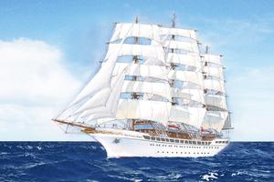5-tägige Kreuzfahrt ab Las Palmas - 4 Nächte auf der Sea Cloud Spirit (ab 14.04.2021)