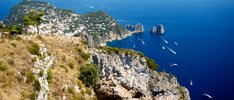 Die Küsten des Mittelmeers