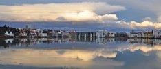 Nordische Länder mit Island
