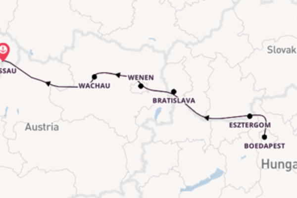 Bezoek het verrassende Esztergom, Hongarije