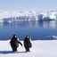 Das ewige Eis der Antarktis