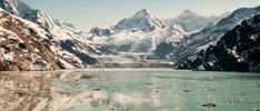 Glacier Bay und Sawyer Gletscher