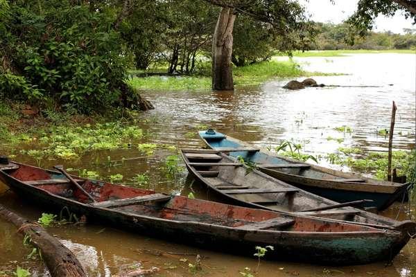 Boca da Valeria, Brasilien
