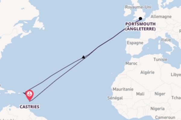 Envoutante balade de 8 jours avec SeaDream Yacht Club