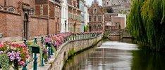 Niederlande und Belgien