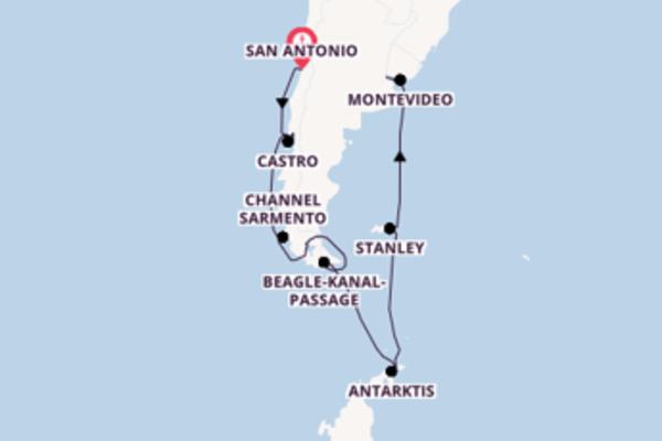 Wundervolle Kreuzfahrt mit der Seabourn Quest