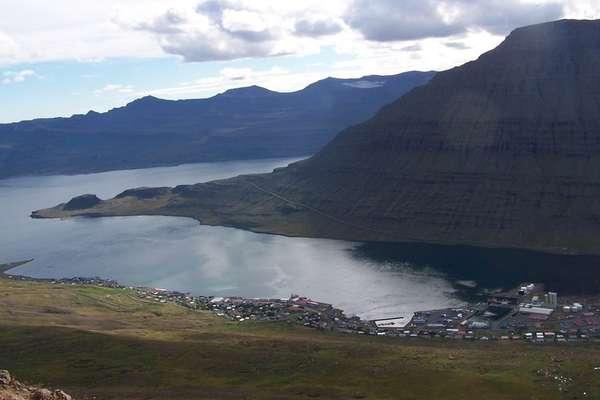 Kaiser Franz Joseph Fjord, Groenland