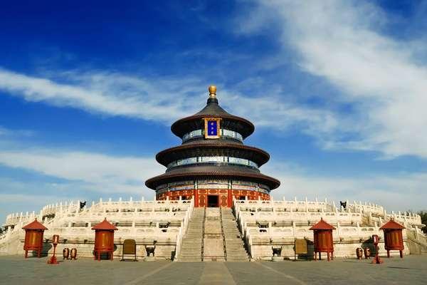 In 6 dagen naar Beijing