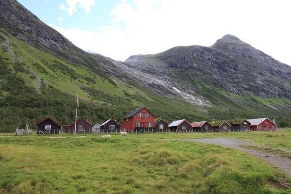 Bud, Norwegen
