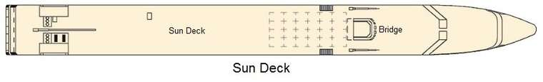 Mona Lisa Sun Deck