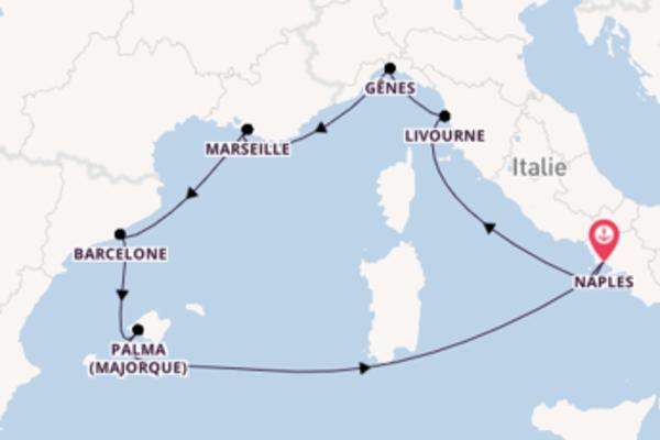 Splendide balade de 8 jours pour découvrir Marseille