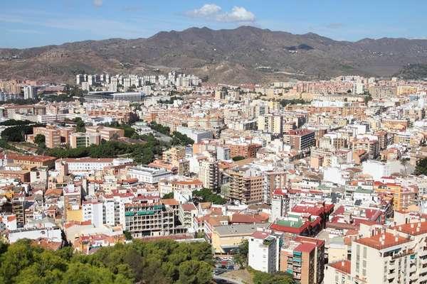 Málaga, Spanje