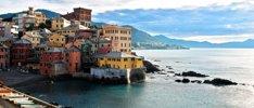 Mediterrane Hafenstädte und Küsten