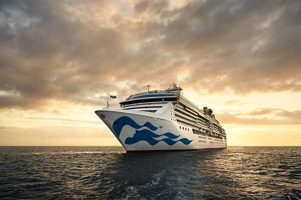 Journey with the Coral Princess to Anchorage/Whittier, from Vancouver