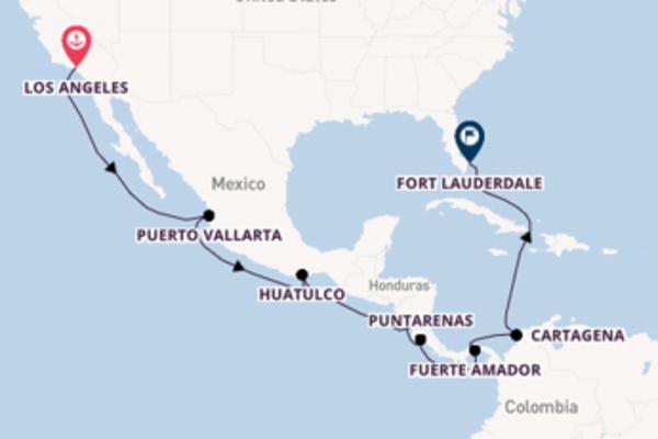 Bewonder het spectaculaire Puerto Vallarta