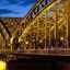 Weihnachtlicher Rhein