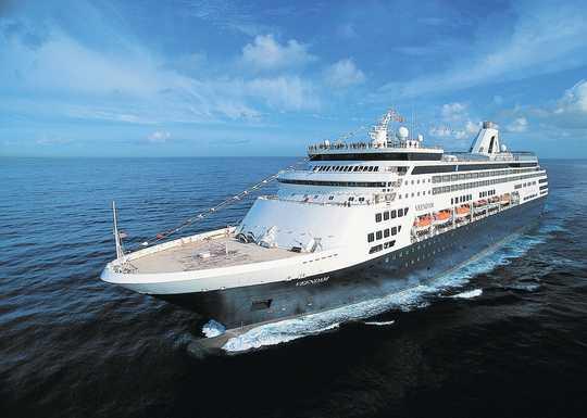 Bermuda New England and Canada | ms Veendam | Holland ...