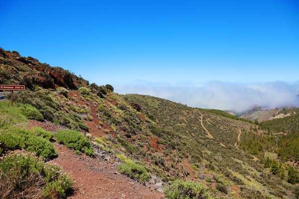 Vueltas, Canary Island