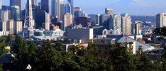 Seattle hin und zurück