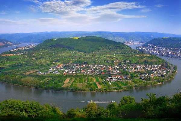 Bad Breisig, Duitsland