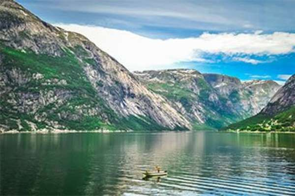 Tempelfjord, Norway
