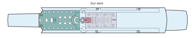 Viking Rurik Sun Deck