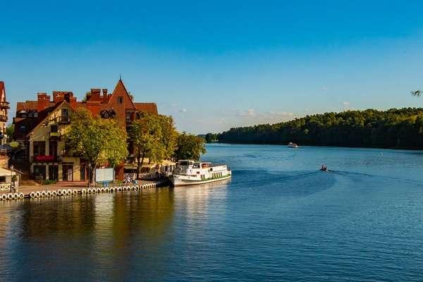 Миколайки, Польша