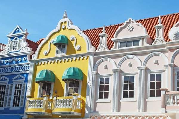 9 jours pour découvrir Willemstad (Curaçao) à bord du beateau Carnival Breeze