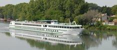 Auf Rhône und Saône durch Südfrankreich