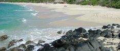 Weiße Sandstrände in der Karibik