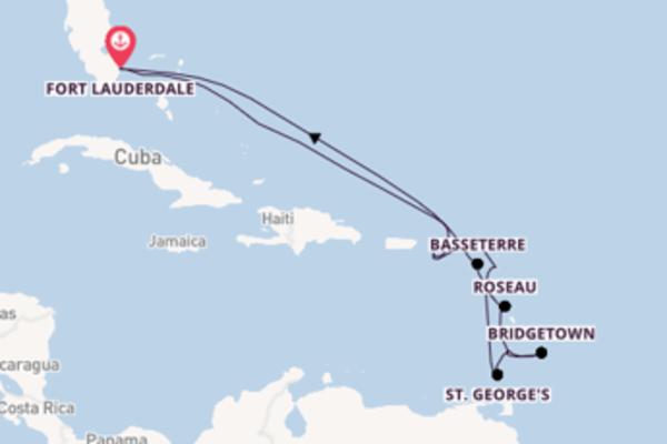 Viaggio di 13 giorni a bordo di Celebrity Equinox