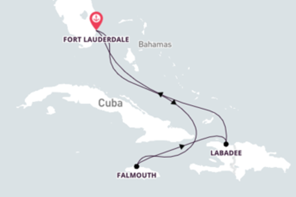 Aventura de 6 dias a bordo do Independence of the Seas