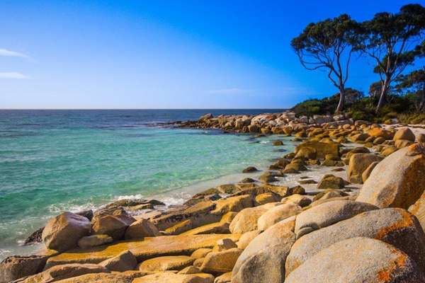 Preservation Island, Australia