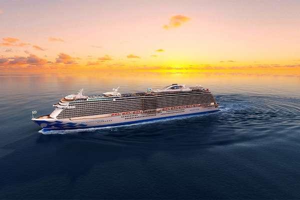 Лучезарный круиз с Princess Cruises