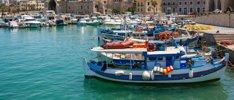 Mittelmeerreise bis Ägypten