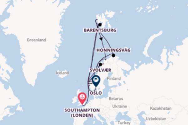 19-daagse reis aan boord van de Azamara Journey