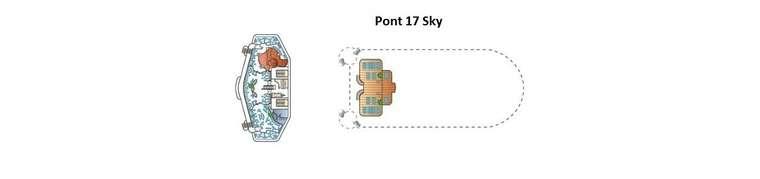 Diamond Princess Pont 17 Sky