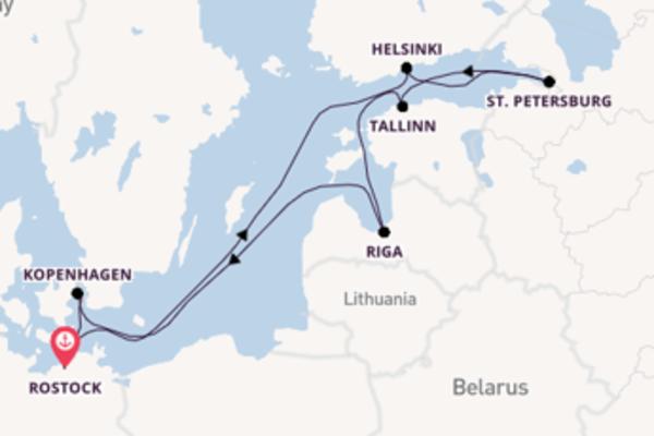 Bewonder het sensationele Helsinki
