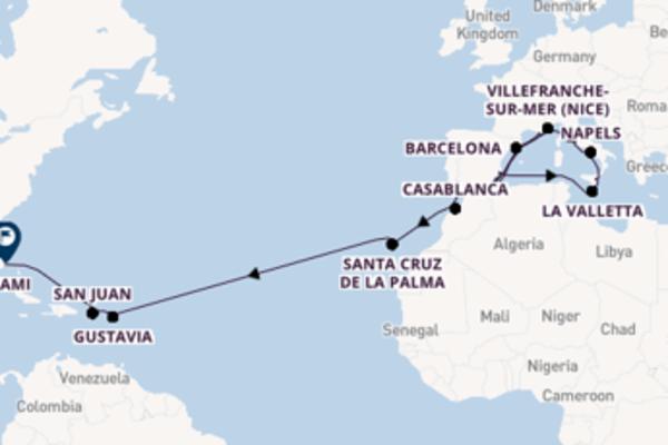 Verken de parels van Melilla