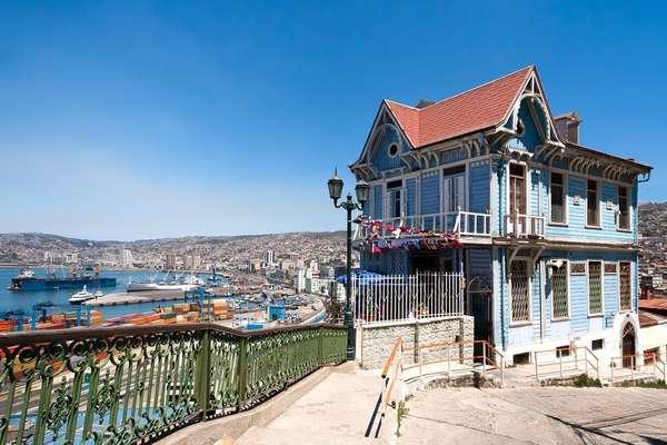 Kreuzfahrt mit Silver Cloud von Ushuaia nach Valparaíso