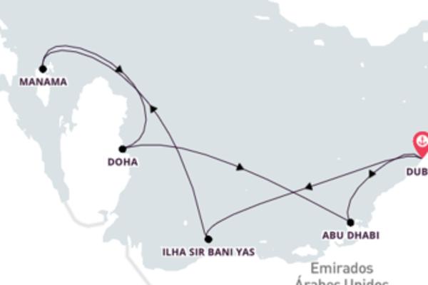 Aventura nos Emirados